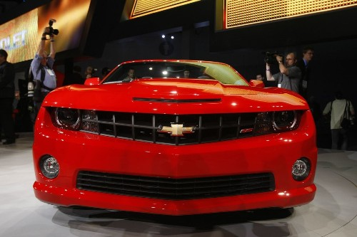 GM recalls an additional 530,000 cars, including late model Camaros