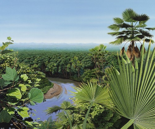 Meteorite that killed off dinosaurs shaped modern-day plants
