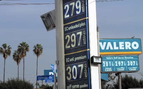 Low gas prices can be problem - Los Angeles Times