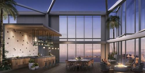 Massive San Francisco penthouse aims for record $41 million