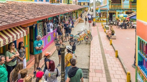 Colombia tour features a jungle walk and coffee plantation visit
