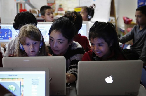 The surprising thing about schools with lots of technology