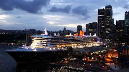 Double down on cruising luxury with Cunard's free room upgrades - Los Angeles Times
