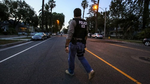 244 immigrants arrested in four-day sweep across Southern California