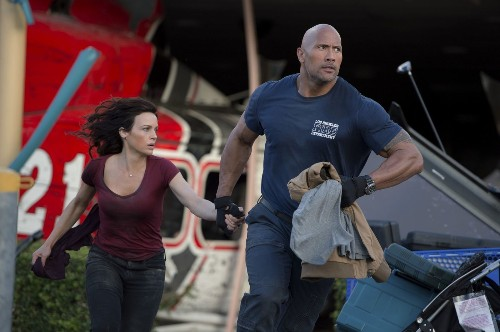 'San Andreas' expected to top box office