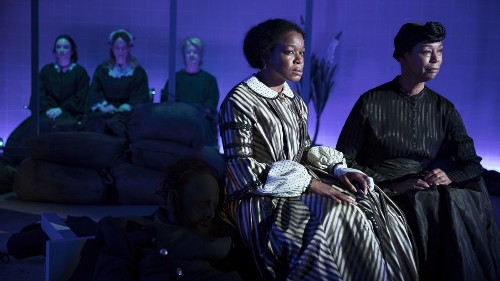 How Jackie Sibblies Drury brings conceptual brilliance to a play about black caregivers