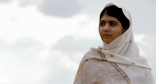 'He Named Me Malala' is a moving portrait of a Nobel-winning woman