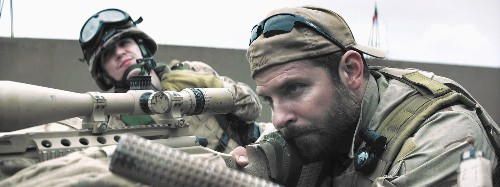 'American Sniper' goes above and beyond war-hero tradition