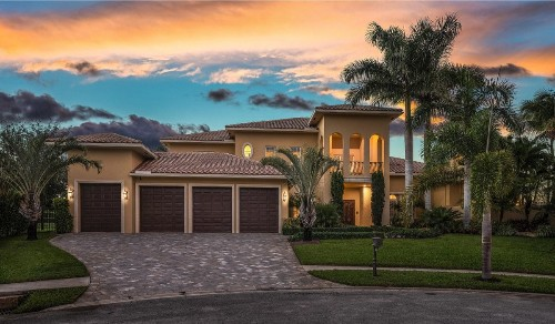 Baseball star Yoenis Céspedes takes a loss on Florida home