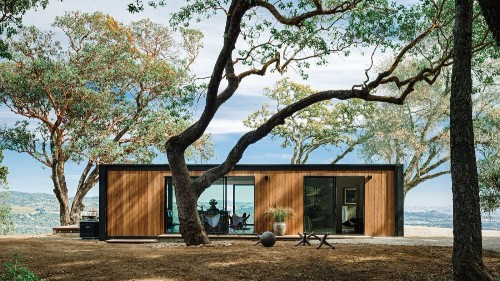 A look inside prefab homes that are green — and gorgeous