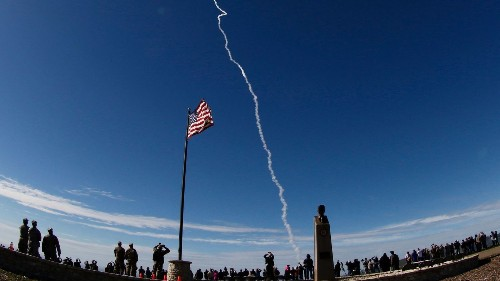 President Obama signs defense bill that could spur new space-based arms race