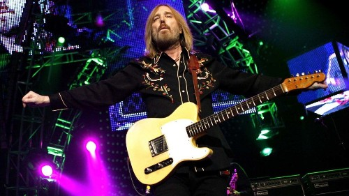 Tom Petty's estate in limbo as widow and daughters go to court