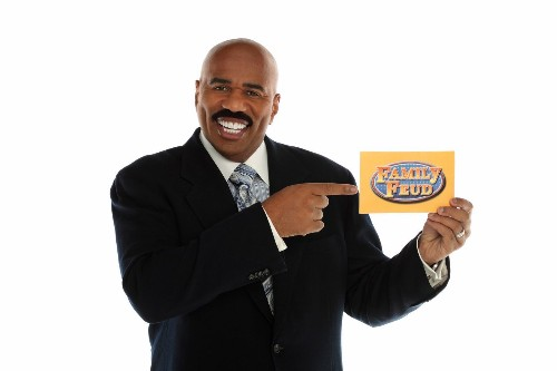 Watch the epic 'Family Feud' fail that confounded Steve Harvey