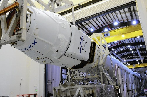 SpaceX may upset firm's monopoly in launching Air Force satellites - Los Angeles Times