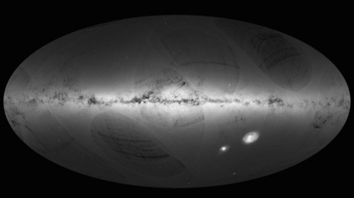 Oh, hey, Milky Way: Gaia reveals map of more than 1 billion stars in our galaxy