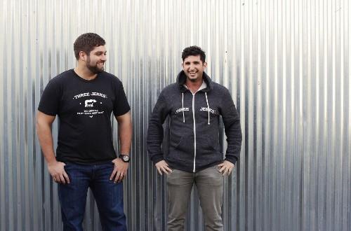 Three Jerks Jerky: Friends turn filet mignon into your favorite snack