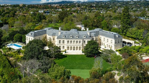 Big home, big deal: The Manor in Holmby Hills sets an L.A. County price record at $119.75 million
