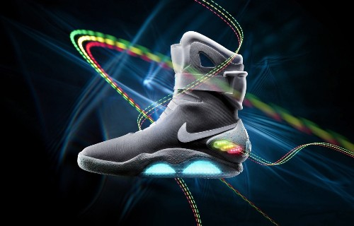 'Back to the Future' Nike power-lace shoes may go on sale this year