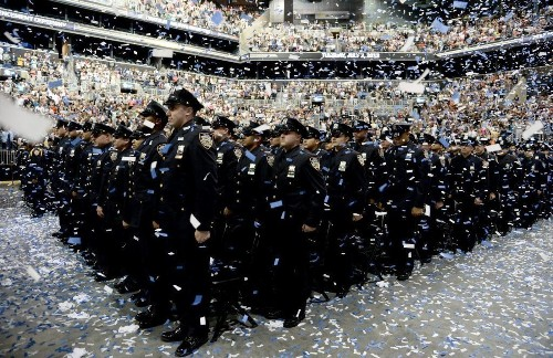 33 cops killed by gunfire in 2013, the lowest number since 1887