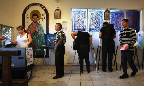 The Latino vote is growing -- but it could be much bigger - Los Angeles Times