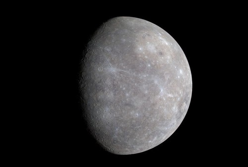 Earth ate a Mercury-like body early in its history, study finds