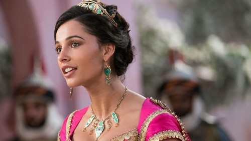 Jasmine won't go 'Speechless' in new 'Aladdin' song. But is it 'Let It Go'?