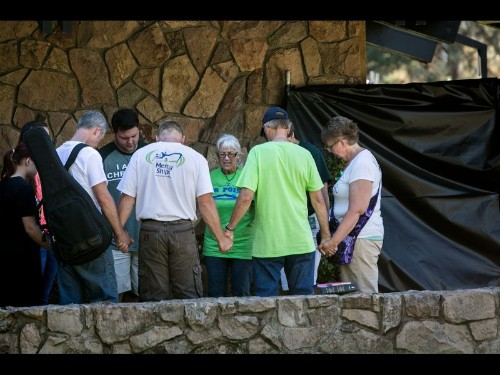 Oregon college shooting: 'I was so terrified for my life and I was shaking' - Los Angeles Times