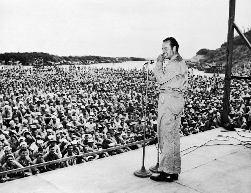 Bob Hope gets little thanks for all the memories