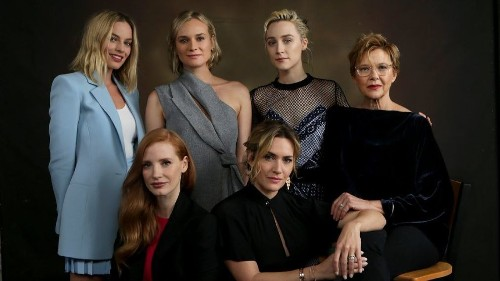 Jessica Chastain and Saoirse Ronan speak their minds — along with other top actresses
