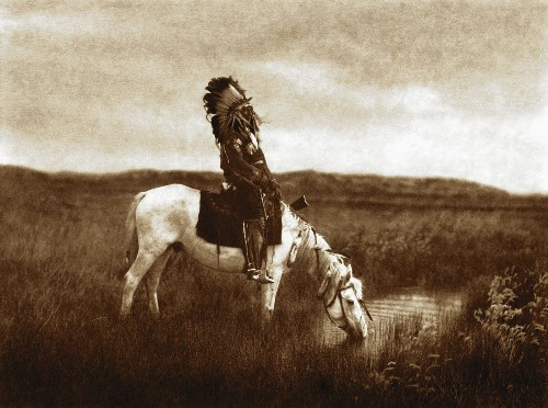 Edward S. Curtis captures spirit of Native America in 'One Hundred Masterworks' - Los Angeles Times