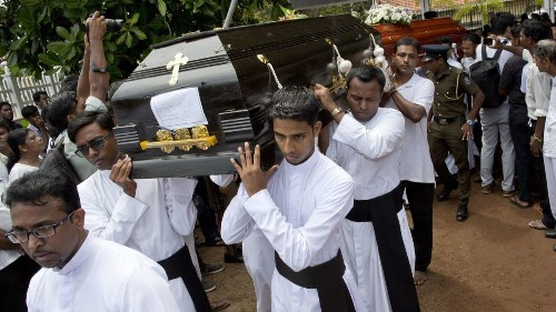 Islamic State claims it was behind Sri Lanka bombings
