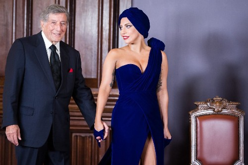 Lady Gaga, Tony Bennett prep for Grammy Awards, second album - Los Angeles Times
