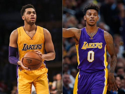 Lakers teammates 'ticked off' at D'Angelo Russell because of secretly recorded video