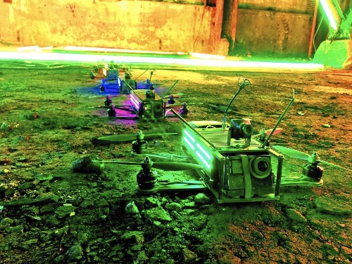 Will drone racing fly as a sport?