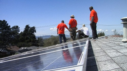 'Catching the Sun' shines light all over the place on solar energy efforts