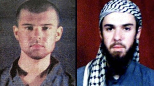 John Walker Lindh, the 'America Taliban' from Marin County, remains a 9/11 enigma
