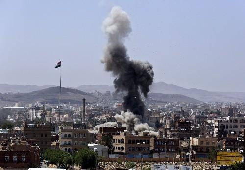 Airstrikes hit wedding in Yemen; as many as 135 dead - Los Angeles Times