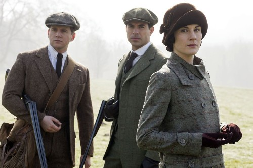 'Downton Abbey' hunts down 10.1 million viewers in season 5 premiere - Los Angeles Times