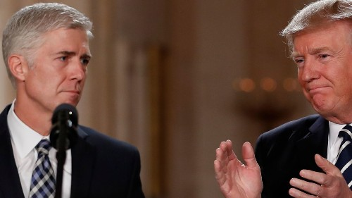 Is the Scalia theory embraced by Judge Gorsuch a lofty constitutional doctrine or just an excuse to be conservative? - Los Angeles Times