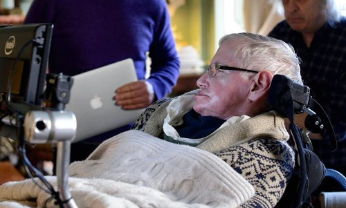Stephen Hawking says he's solved a black hole mystery, but physicists await the proof - Los Angeles Times