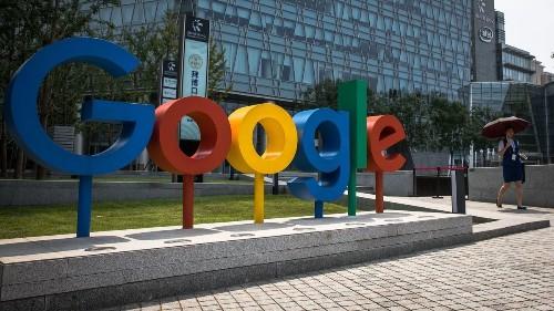 Google faces antitrust investigation by U.S. Justice Department