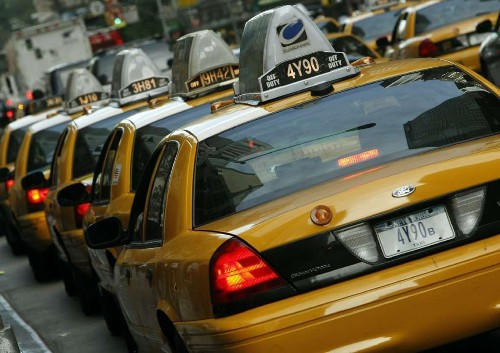 N.Y. taxi companies to pay $1.2 million for overcharging drivers - Los Angeles Times