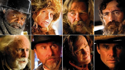 Quentin Tarantino's guide to 'The Hateful Eight' gang - Los Angeles Times
