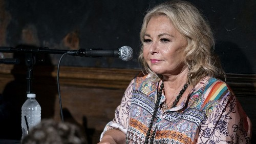 Roseanne Barr going on comedy tour with Andrew Dice Clay as 'Mr. & Mrs. America'