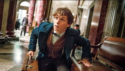 First look at the 'Harry Potter' prequel 'Fantastic Beasts' channels that old magic