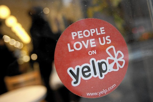 Yelp's tactics feel 'nefarious' and 'fishy,' even if they're legal