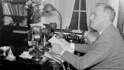 Real socialists weren't fond of FDR, a president accused of being 'socialist'