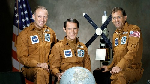 The day when three NASA astronauts staged a strike in space