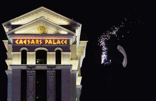 As Caesars Palace celebrates 50 years in Vegas, it looks to its past, present and future