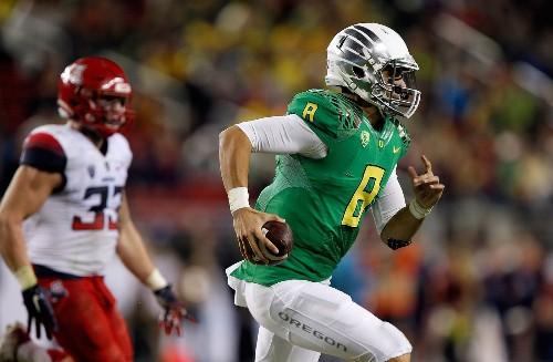 Oregon beats Arizona for Pac-12 title like Duck, Duck, whoosh!